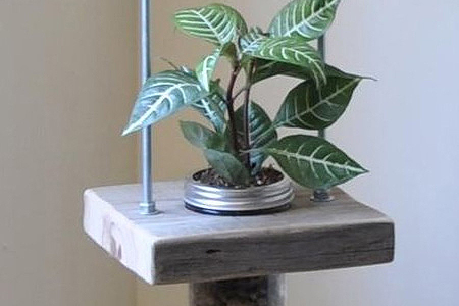 Easy DIY Projects Using Reclaimed Wood