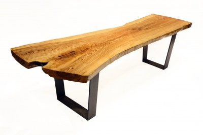 Ash Slab Table
