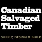 Canadian Salvaged Timber Logo