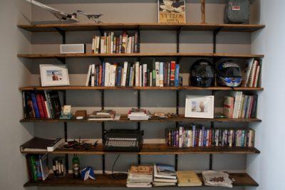Tom's Barn Board Shelves